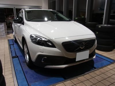V40 CROSS COUNTRY ご納車