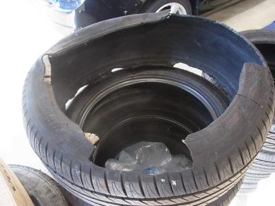 タイヤの空気圧チェックしませんか?