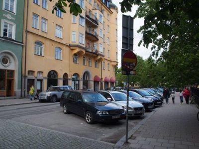 スウェーデンの街から♪