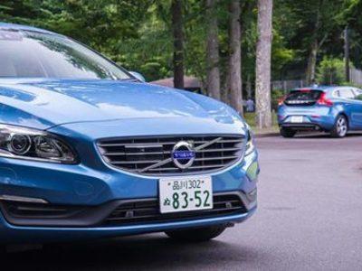 V40 V60「D4」テスト・ドライブ・レポート公開♪