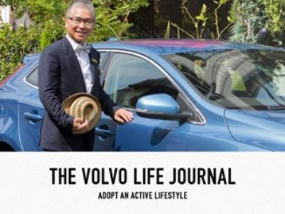 THE VOLVO LIFE JOURNAL