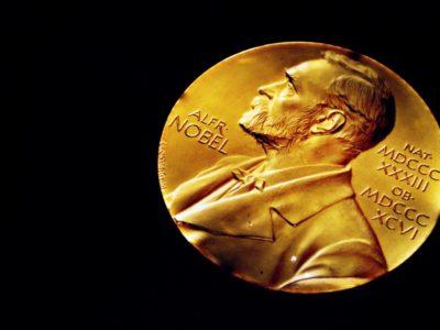 今年のノーベル賞受賞者は・・・?