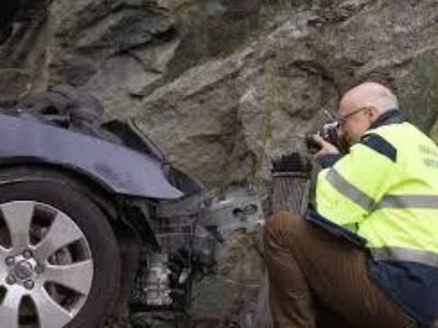 ボルボの交通事故調査隊