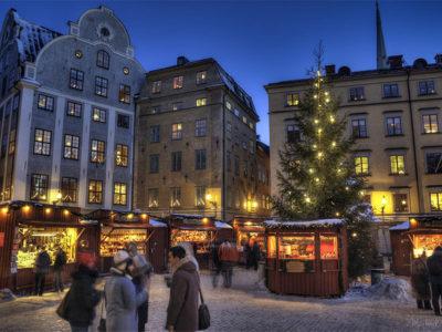 北欧のクリスマス