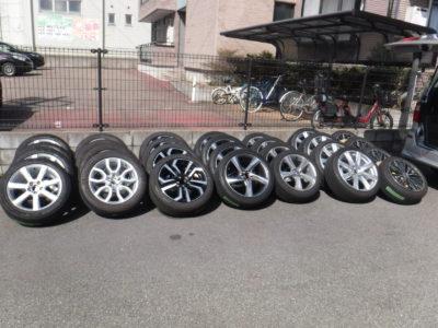 タイヤ交換時期