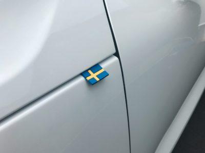 スウェーデン国旗ステッカー