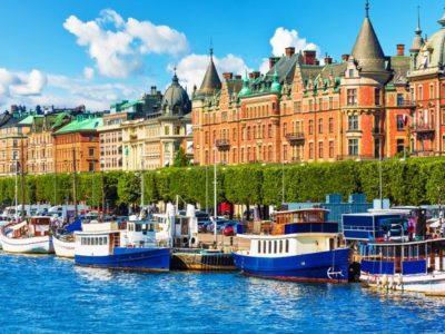 スウェーデンの夏休み