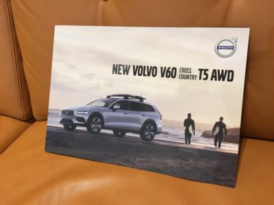 NEW V60CROSS COUNTRY T5 AWD